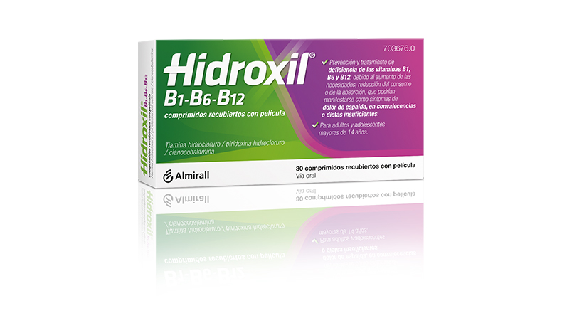 Club de la Farmacia - Hidroxil B1-B6-B12